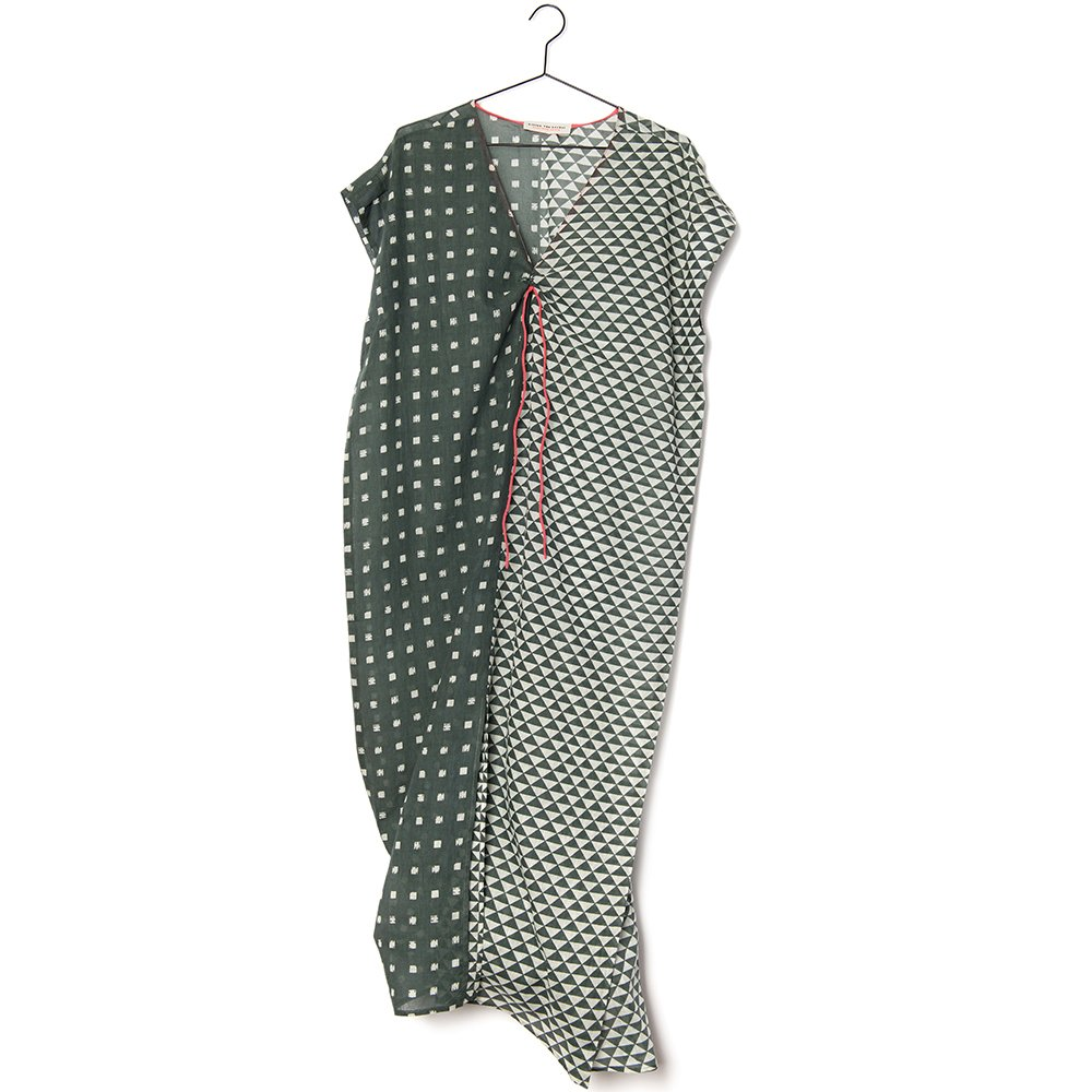 Reeta Grey dress