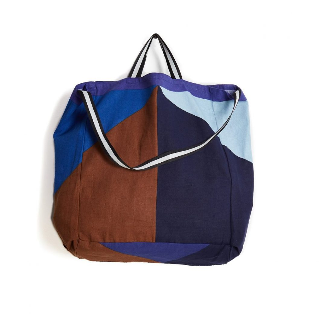 randy blue bag M